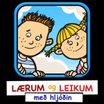 laerumogleikum-logo